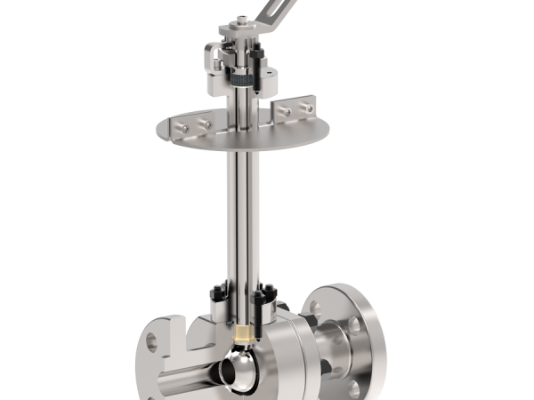 Here you can purchase the most suitable cryogenic valves for your project